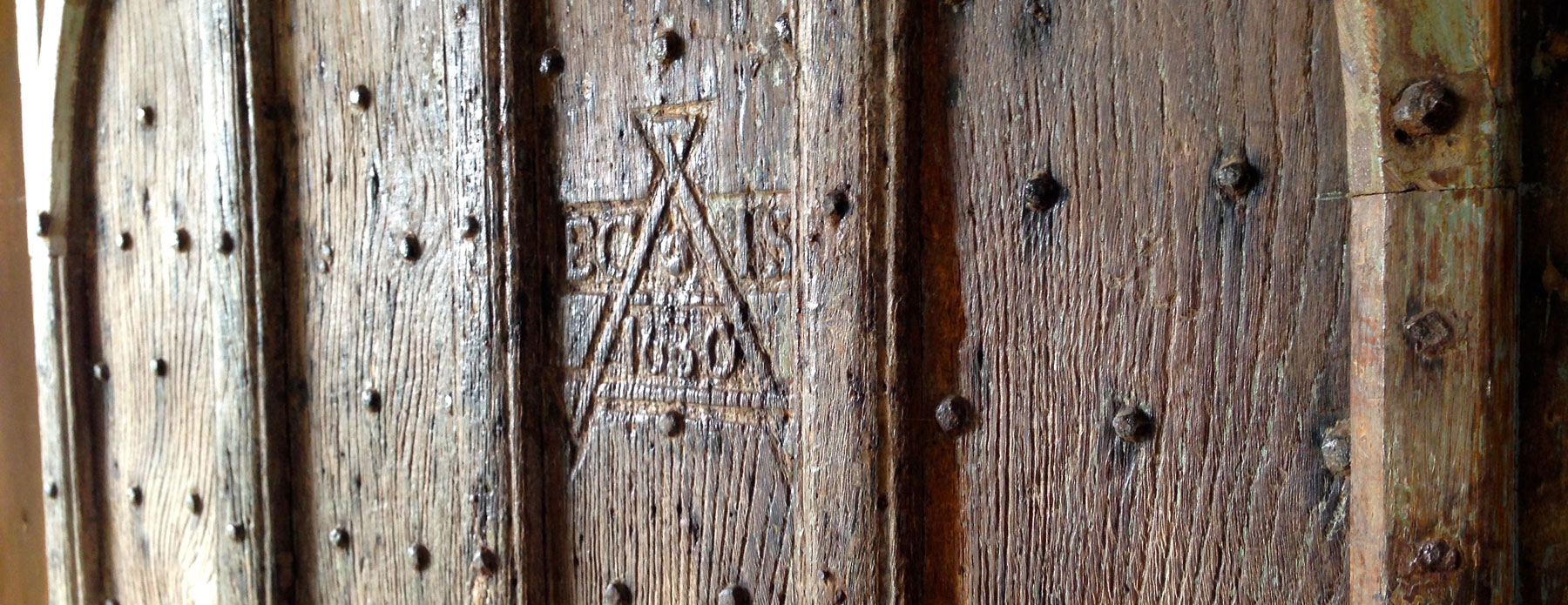 door detail, st.botolphs