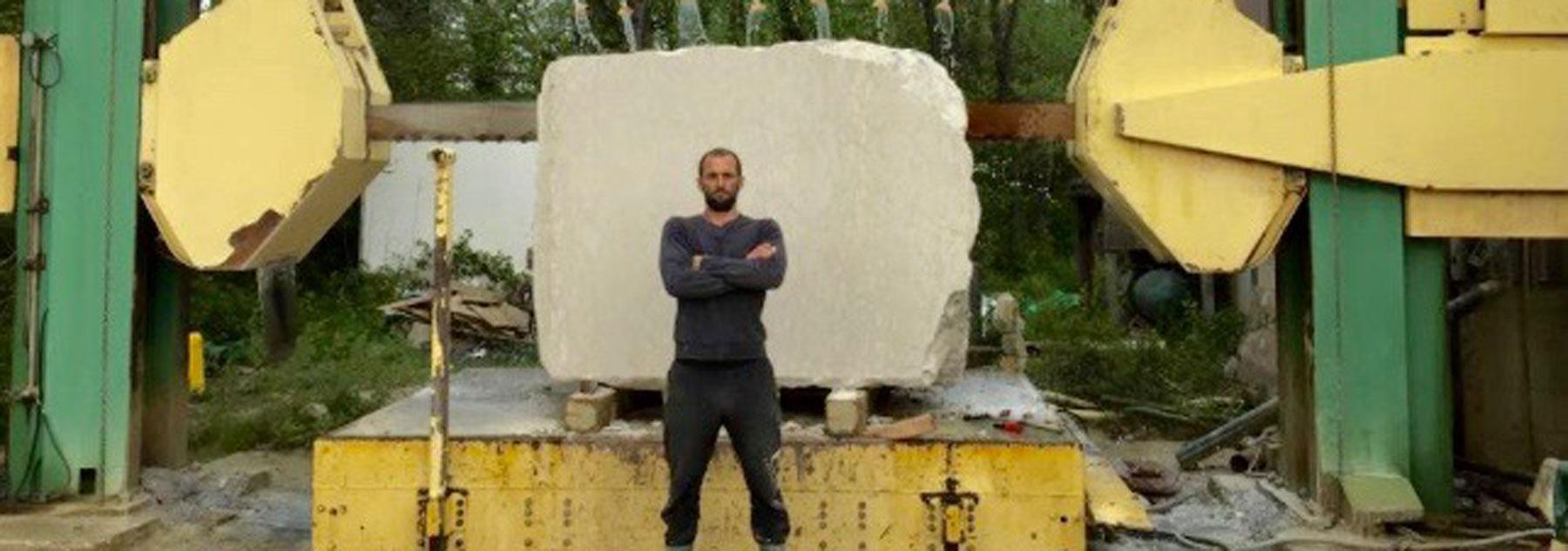 stone saw